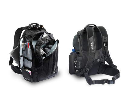 6c4ac742d61c8 FCS Mission Back pack - The Hardcore Surf   Paddleboard Company