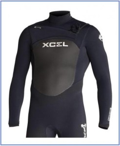 Wetsuit & Cold Water
