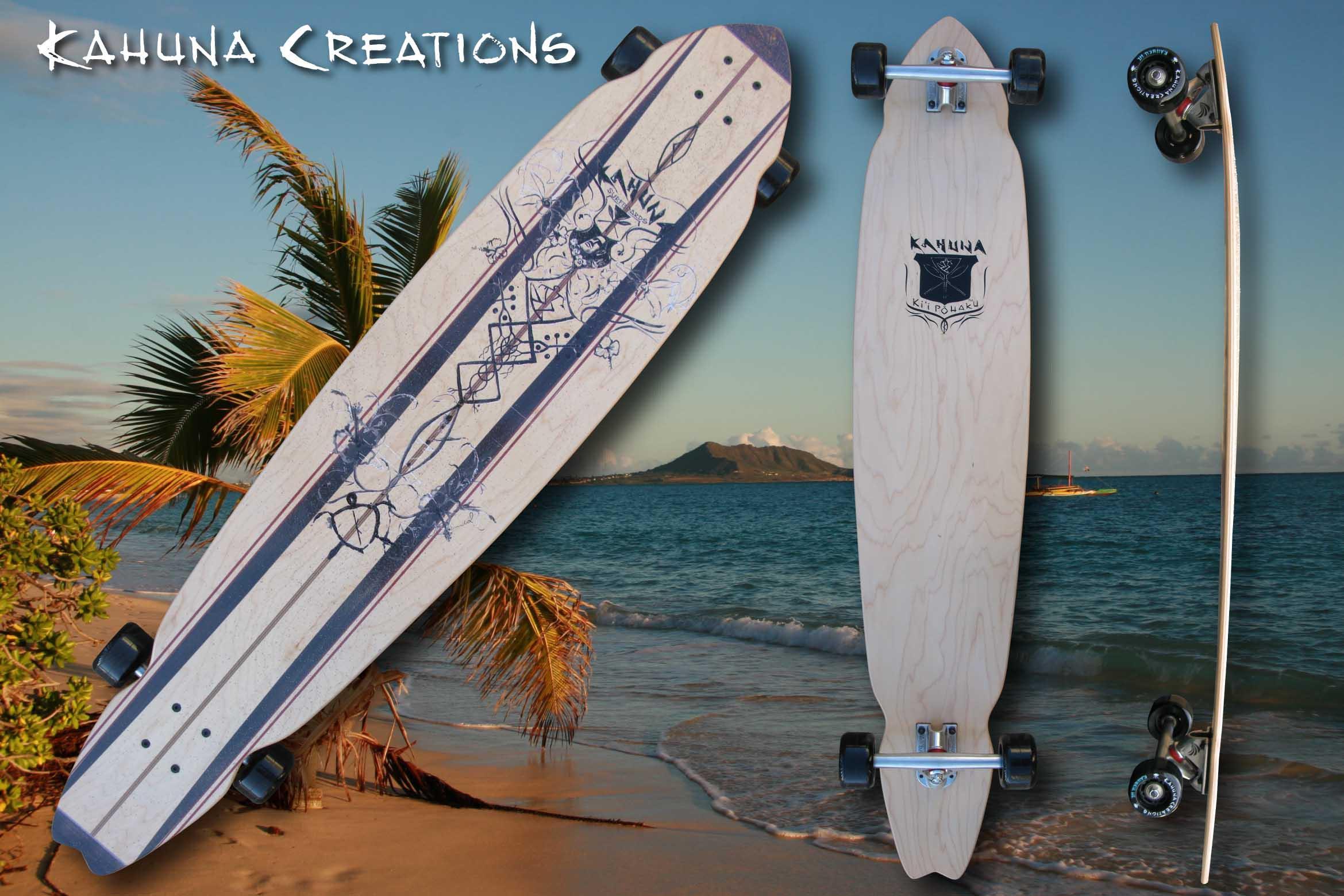 Longboards & Land Paddles