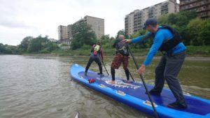 Monster SUP Assiniboine River Guided Adventure Tour (3)