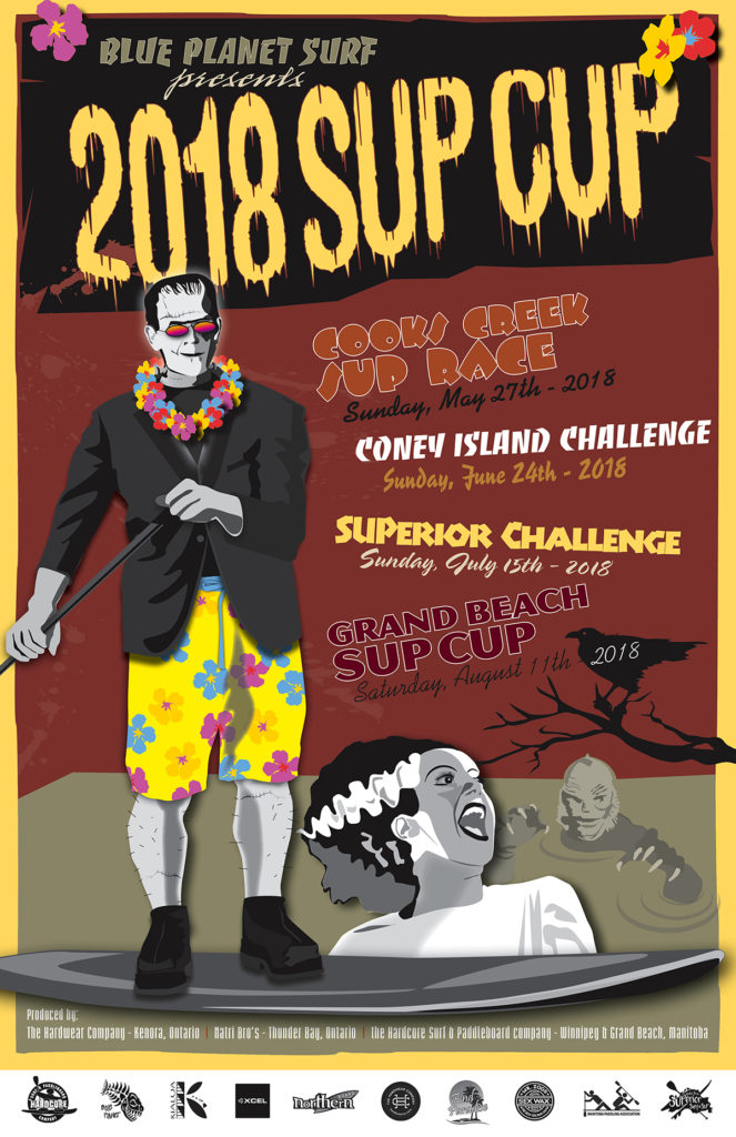 2018 SUP Cup Race Series